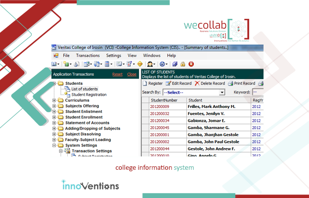 college-information-system