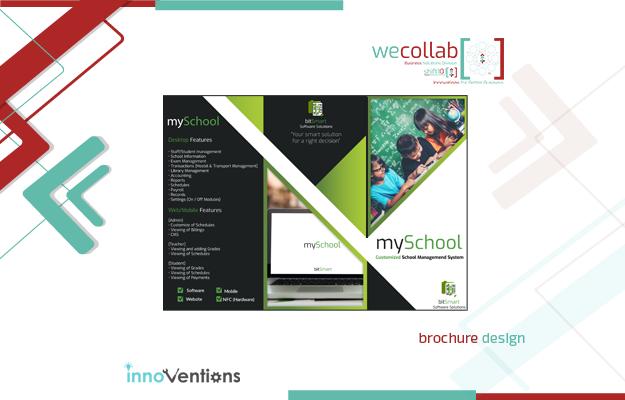 Brochure Design (mySchool)