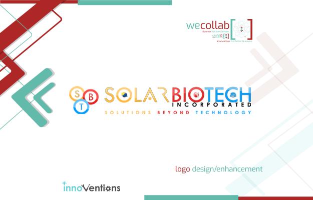 Logo Design and Enhancement (SOLARBIOTECH)