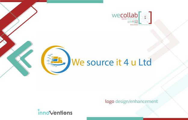 Logo Design and Enhancement (We Source It 4 U LTD)