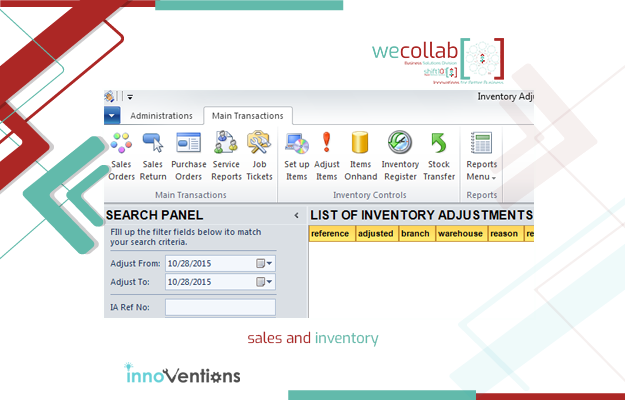 sales-inventory